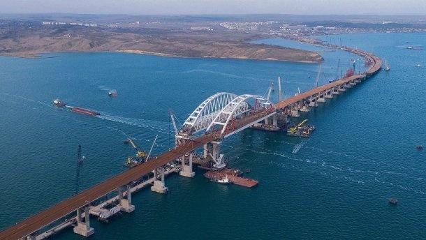 «Крымский мост – это гибель РФ»: Омелян указал на скрытый подтекст «постройки века»