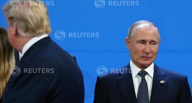 «Прикинулся тряпкой»: выходка Путина на саммите G20 взорвала сеть