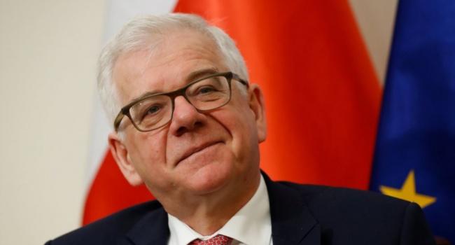 ВМИД Польши назвали число работающих вгосударстве украинцев