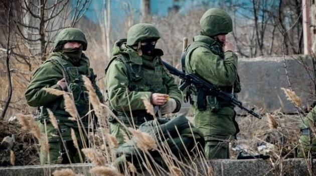 Милитаризация детей: оккупанты в Крыму открыли новый военный парк