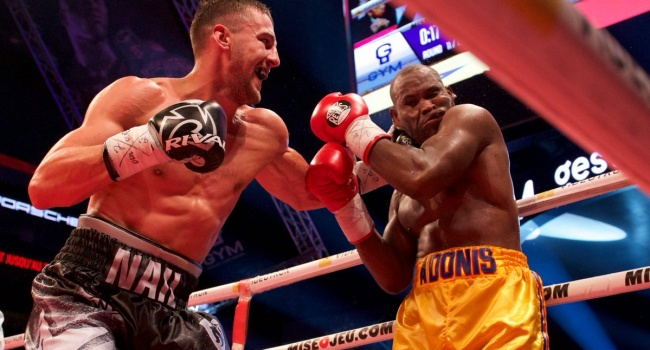 Победив Стивенсона, Гвоздик отправил канадского боксера в кому: подробности
