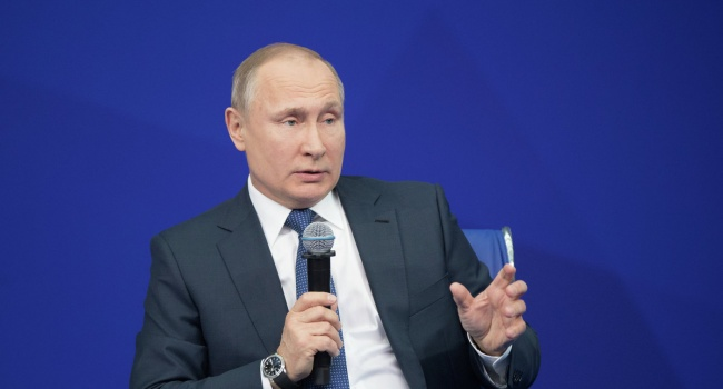 Политолог: «Путин продолжит эскалацию в Украине из-за того, что Запад не поддержал его условия»