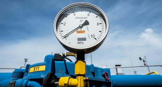В Украине сокращаются запасы газа из-за начавшихся морозов