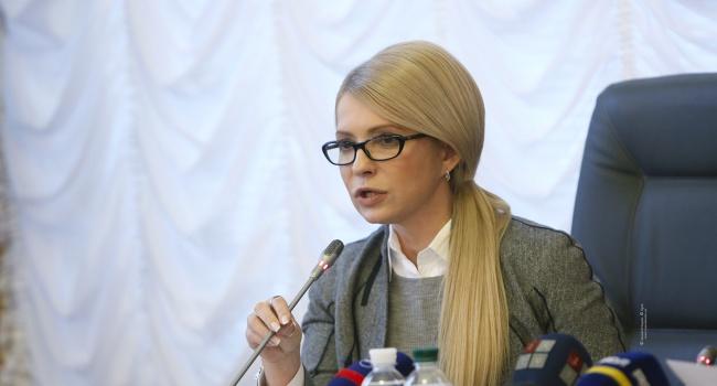 Тимошенко просила Варфоломія відкласти надання Томосу про Автокефалії в зв'язку з «нестабільною ситуацією в Україні»