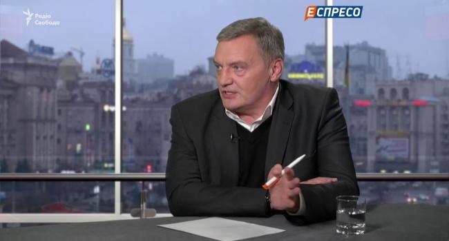 Юрий Гримчак назвал единственный возможный вариант освобождения украинских моряков из российского плена