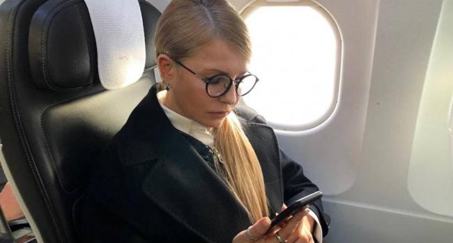 Ветеран АТО розповів про залізобетонну відмазку Тимошенко, яку оцінить Путін і з розумінням сприйме свій електорат