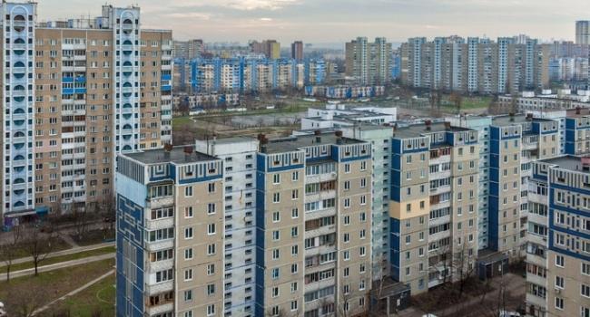 При продлении военного положения на недвижимость Киева резко вырастет спрос