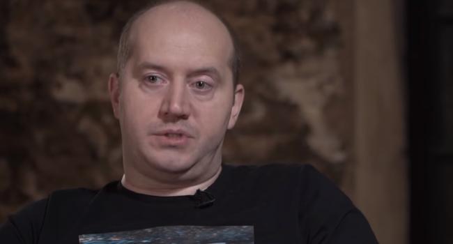 Российский актер признался, что из-за аннексии Крыма остался без работы