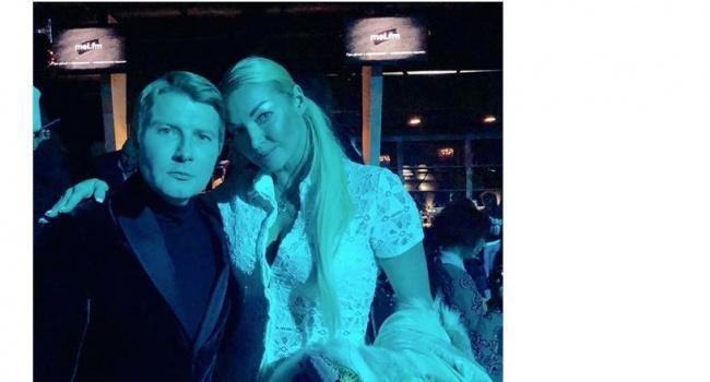 Так это Колины вонючие носки? Баскова подозревают в интимных связях с Волочковой