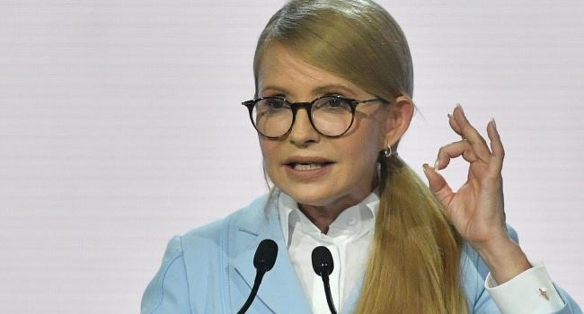 Политолог: после того, как Тимошенко дошла до своего потолка, все окончательно остановилось