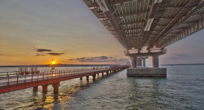 Эксперт из Румынии: Россия не зря опасается за Крымский мост