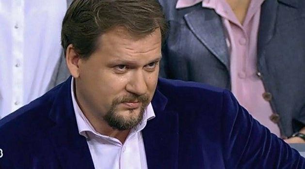 «Украинцы, россияне, белорусы опять должны объединится в один народ»: украинский телеведущий оскандалился бредовым заявлением на росТВ