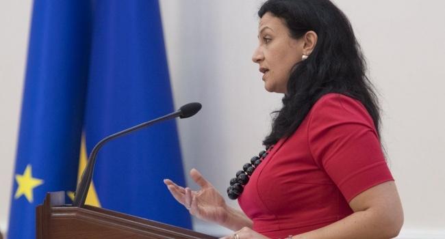 Иванна Климпуш-Цинцадзе: мы на пороге новой волны изоляции России, Кремль просто поставили перед выбором