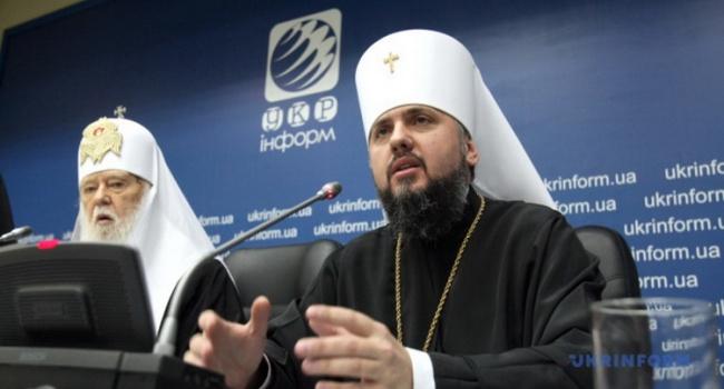 Центр всемирного православия теперь опять в Киеве: тактическая игра 89-летнего Филарета заслуживает уважения
