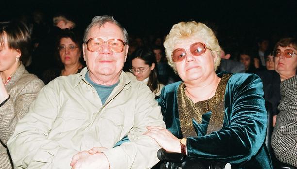 Вдова артиста Пуговкина поведала, что живет внищете