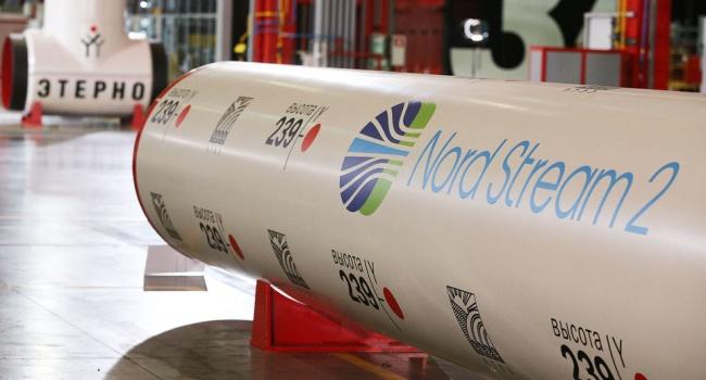 Журналист: «Северный поток-2» не будет введён в эксплуатацию
