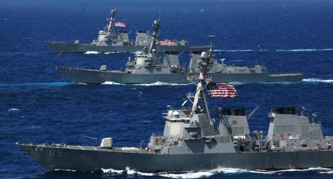 Эксперт: «США не рискнут зайти в Черное море»