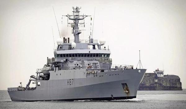 Агрессия Путина довела: корабль НАТО в срочном порядке пришел на помощь Украине