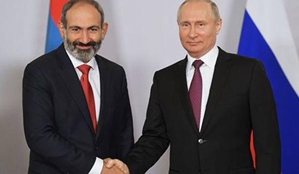 «Ручной свободолюбивый раб», - украинский журналист резко высказался о предательстве Армении и Беларуси