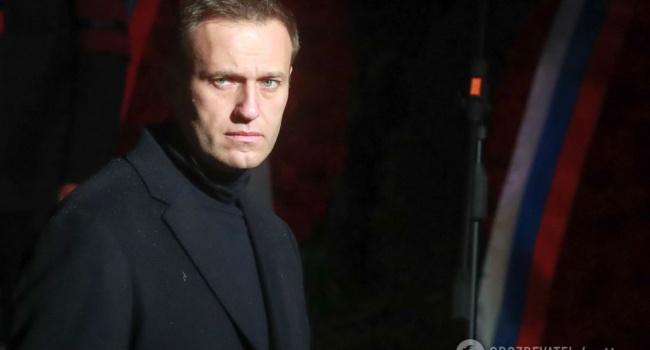 «Позиция Навального полностью совпадает с позицией Путина»: в России рассказали о главной задаче так называемого «оппозиционера»