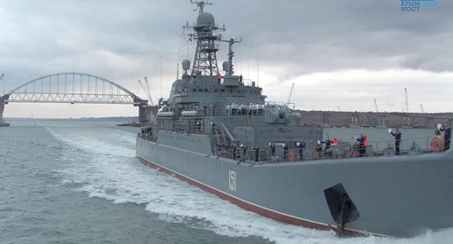 Турчинов решил загнать Кремль в ловушку – любое из действий РФ в Керченском проливе теперь будет проигрышное, – эксперт