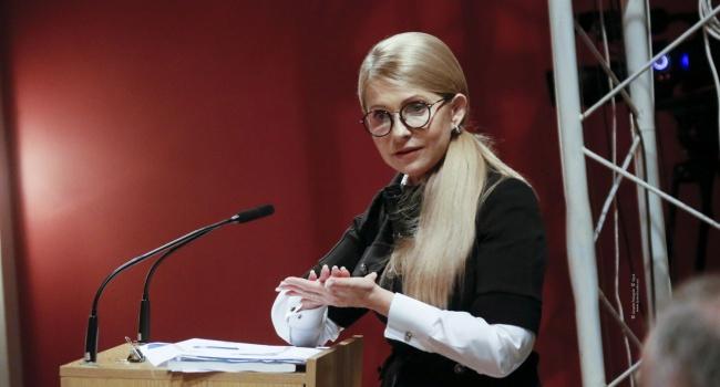 Бирюков: этот день войдет в историю: Юлия Тимошенко сказала правду про результаты «БПП «Солидарность»