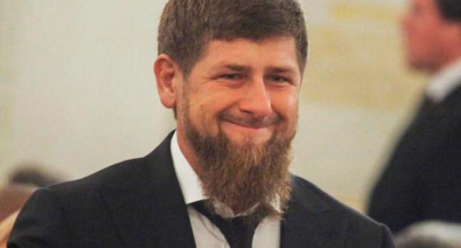 Кадыров назвал Путина красавчиком