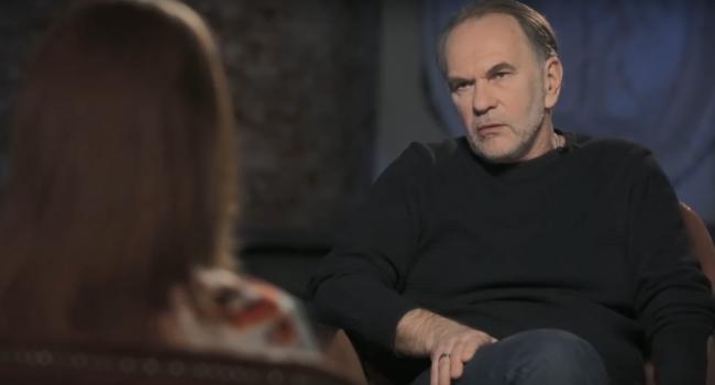 «В украинском правительстве сидят уроды»: российский актер жестко высказался в адрес Украины