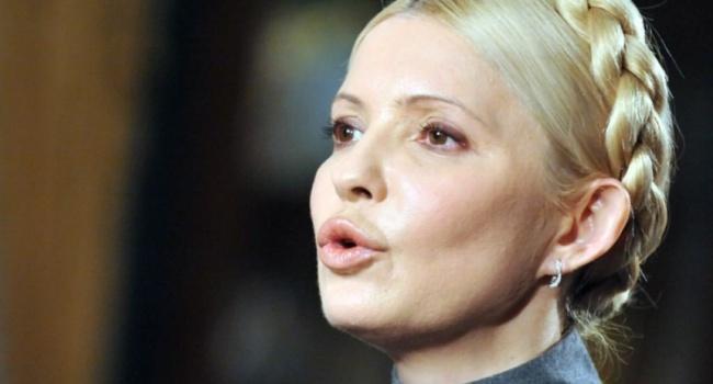 Корнейчук: «Президентом Украины однозначно станет Тимошенко»