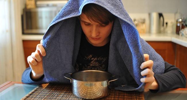 Почему дышать над картофельными парами опасно для здоровья