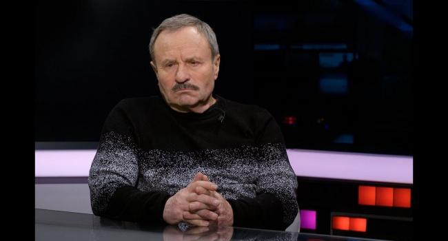 Автор Быстряков вновь разозлил украинцев своими заявлениями
