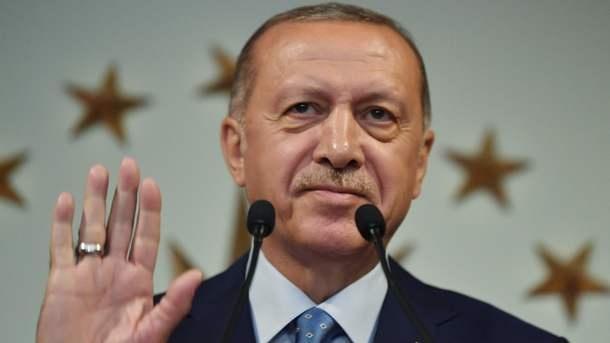 Меркель иЭрдоган обсудили ситуацию вСирии