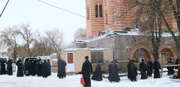 В Виннице возле церкви УПЦ МП совершили нападение: подробности