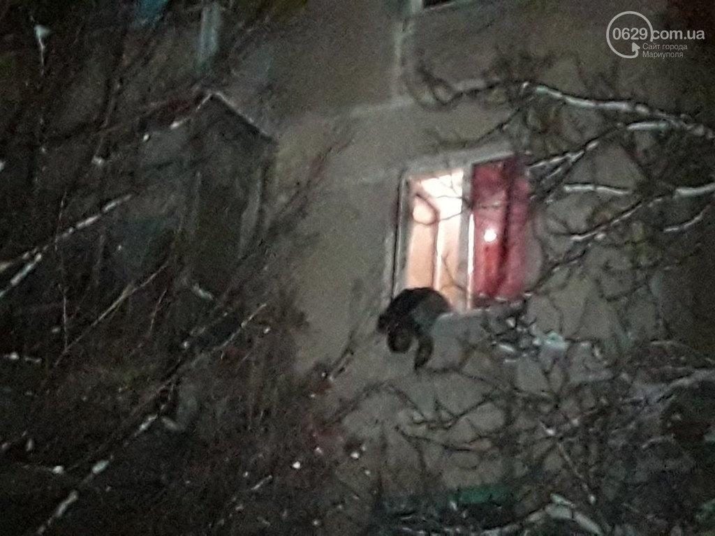 В жилом доме Мариуполя прогремел взрыв. Есть жертвы