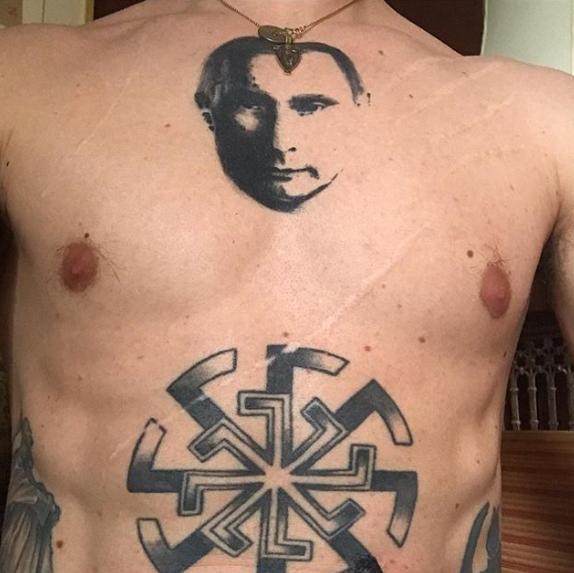 Обезумевший танцор Полунин помолился за Путина в Индии