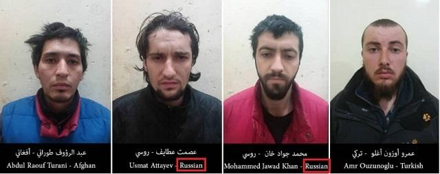 Путинских боевиков взяли в плен в Сирии: опубликованы фото