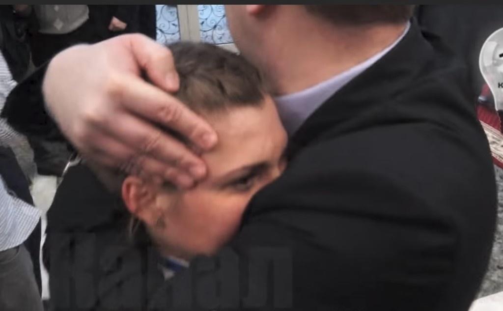«Любит нюхать чужие подмышки»: в сети показали, как нужно реагировать на Ольгу Скабееву