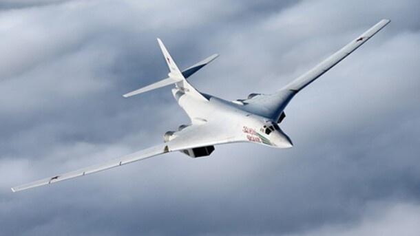 США и Канада совершила перехват двух российских стратегических бомбардировщика