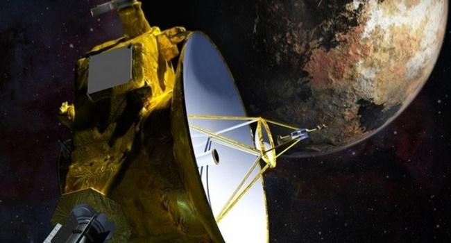 Звонок с края солнечной системы космической зонд НАСА дозвонился на Землю