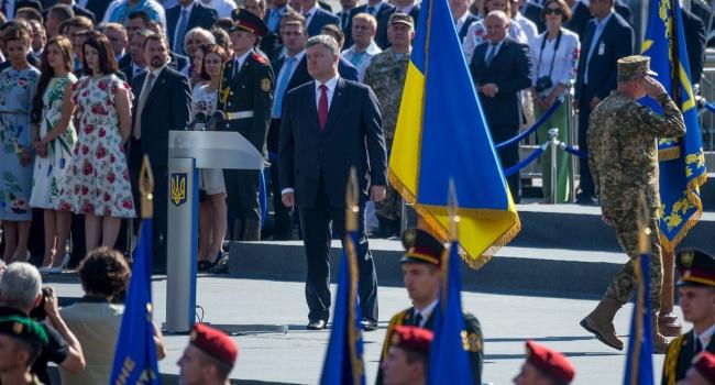 Политолог: украинцам пора уже осознать, что в этом году на кону – украинская государственность и способность двигаться вперед