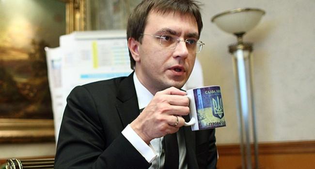 Омелян заявил о неизбежности прекращении сообщения с Россией