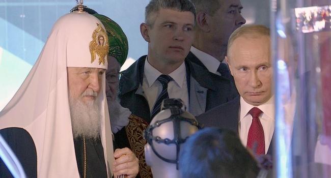 После вручения томоса ПЦУ встает вопрос о месте РПЦ в православии, ведь у Ивана Грозного никакого томоса не было