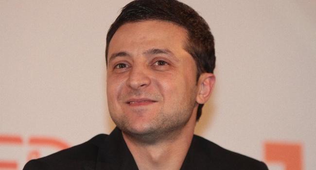 Зеленский обратился кукраинцам спросьбой посодействовать  составить предвыборную программу