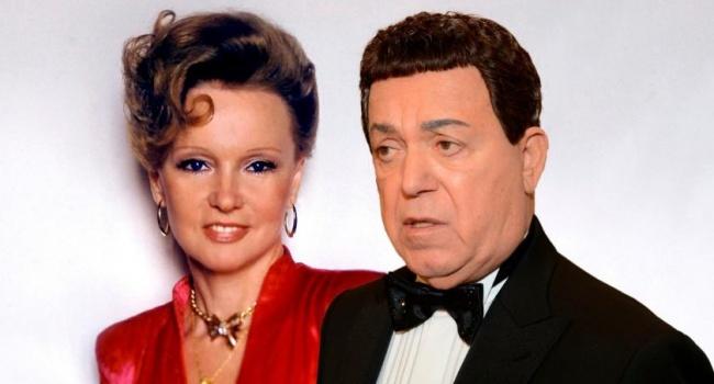 В России назвали причину развода Гурченко и Кобзона