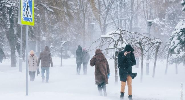 Морозы и осадки: синоптики предупредили об ухудшении погоды до конца недели
