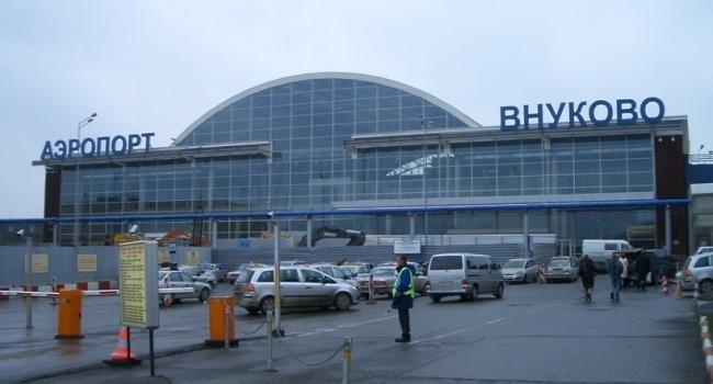 В московском «Внуково» произошло странное ЧП с самолетом
