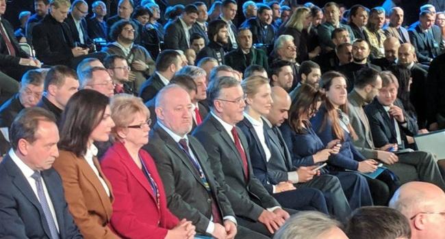Эксперт: вместо новых лиц у Гриценко увидели «Нашу Украину!» образца 2006 года