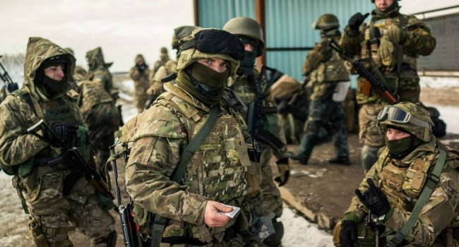 Ветеран АТО: независимо от фамилии президента армия не выполнит приказа сдать страну агрессору