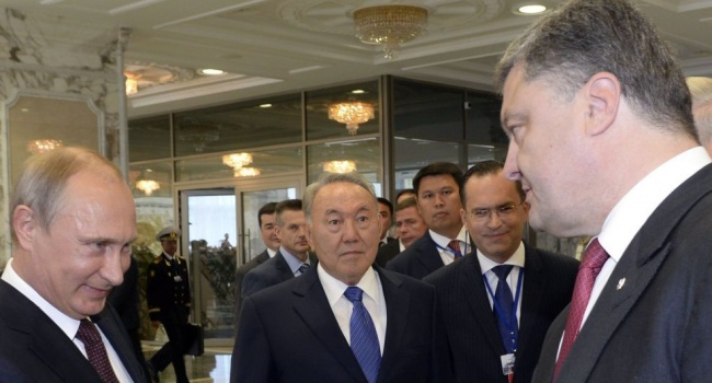 Журналист: если «Порошенко у власти выгоден Кремлю», то Путин еще тот мазохист