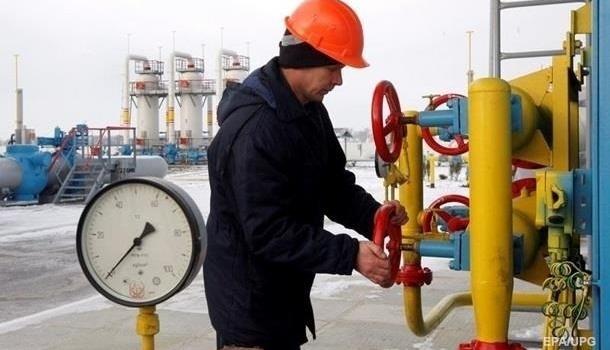 В украинских ПГХ осталось менее 13 млрд. кубометров газа